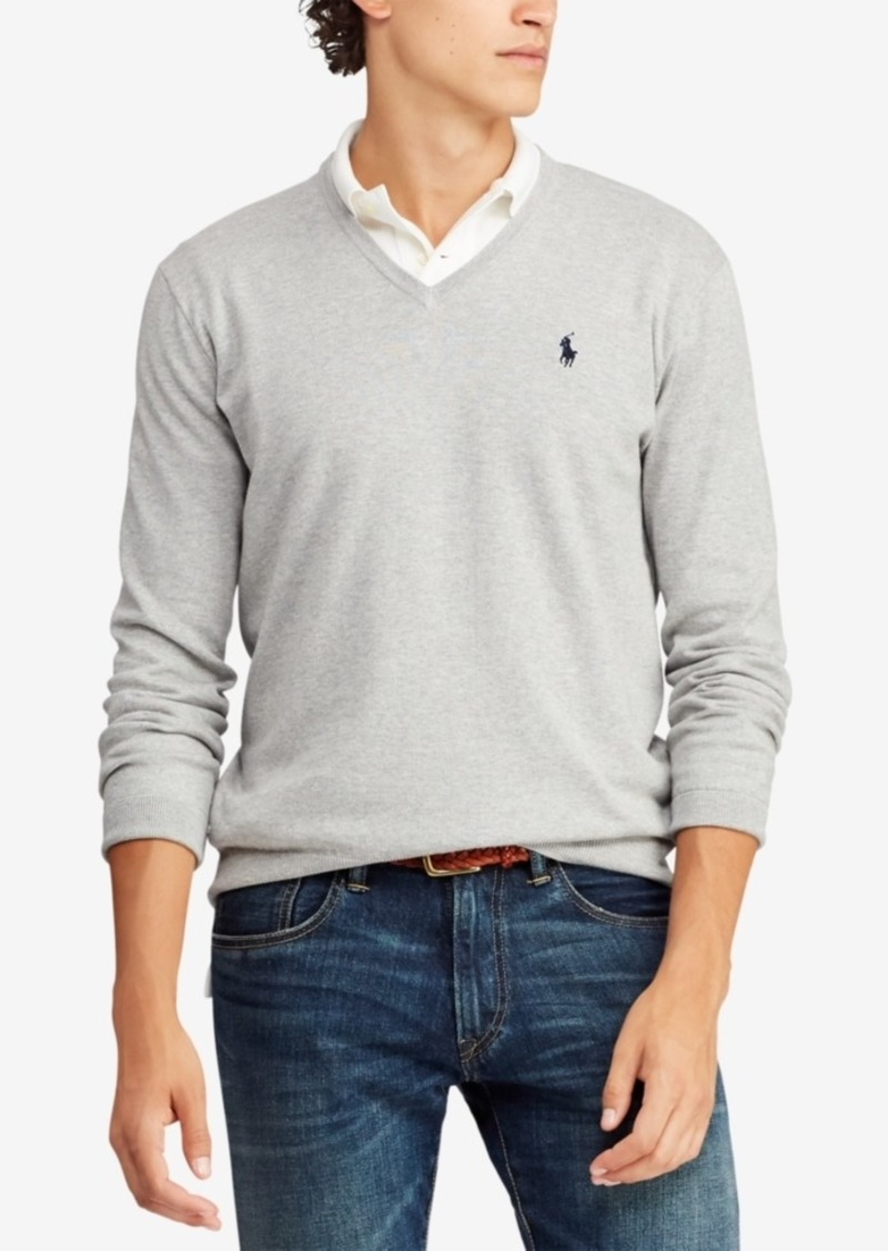 Ralph Lauren Polo Polo Ralph Lauren Men's V-Neck Sweater