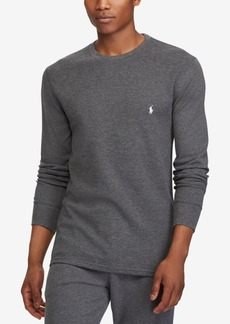 Ralph Lauren Polo Polo Ralph Lauren Men's Waffle-Knit Thermal