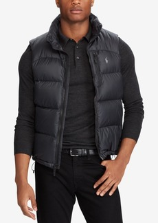 Ralph Lauren Polo Polo Ralph Lauren Men's Water-Repellent Down Vest