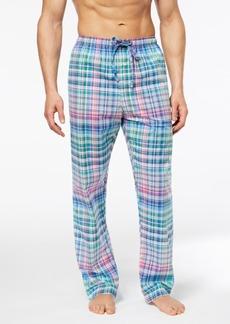 Ralph Lauren Polo Polo Ralph Lauren Men's Woven Plaid Pajama Pants