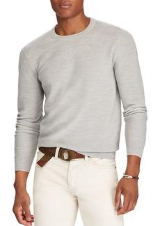 Ralph Lauren Polo Polo Ralph Lauren Merino-Silk-Cashmere Crewneck Sweater