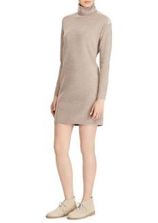 Ralph Lauren: Polo Merino Wool Turtleneck Dress