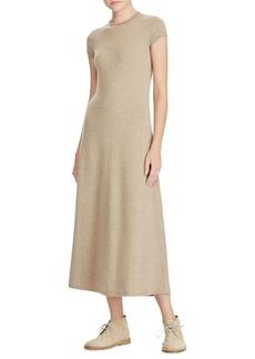 Polo Ralph Lauren Midi Cashmere Dress