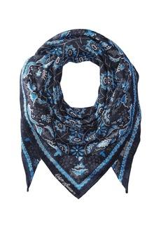 Ralph Lauren: Polo Mosaic Wool Blend Bandana Scarf