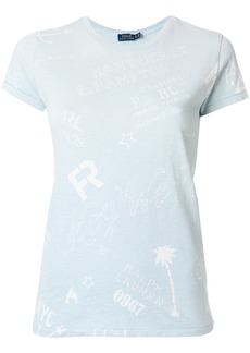 Ralph Lauren: Polo nautical motif T-shirt