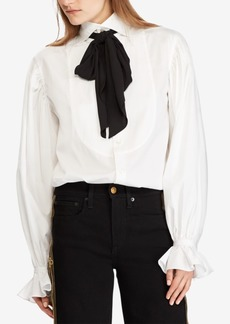 Ralph Lauren: Polo Polo Ralph Lauren Necktie Shirt