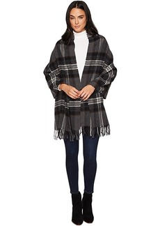 Ralph Lauren: Polo Polo Ralph Lauren Oversized Blanket Plaid Wrap Shawl