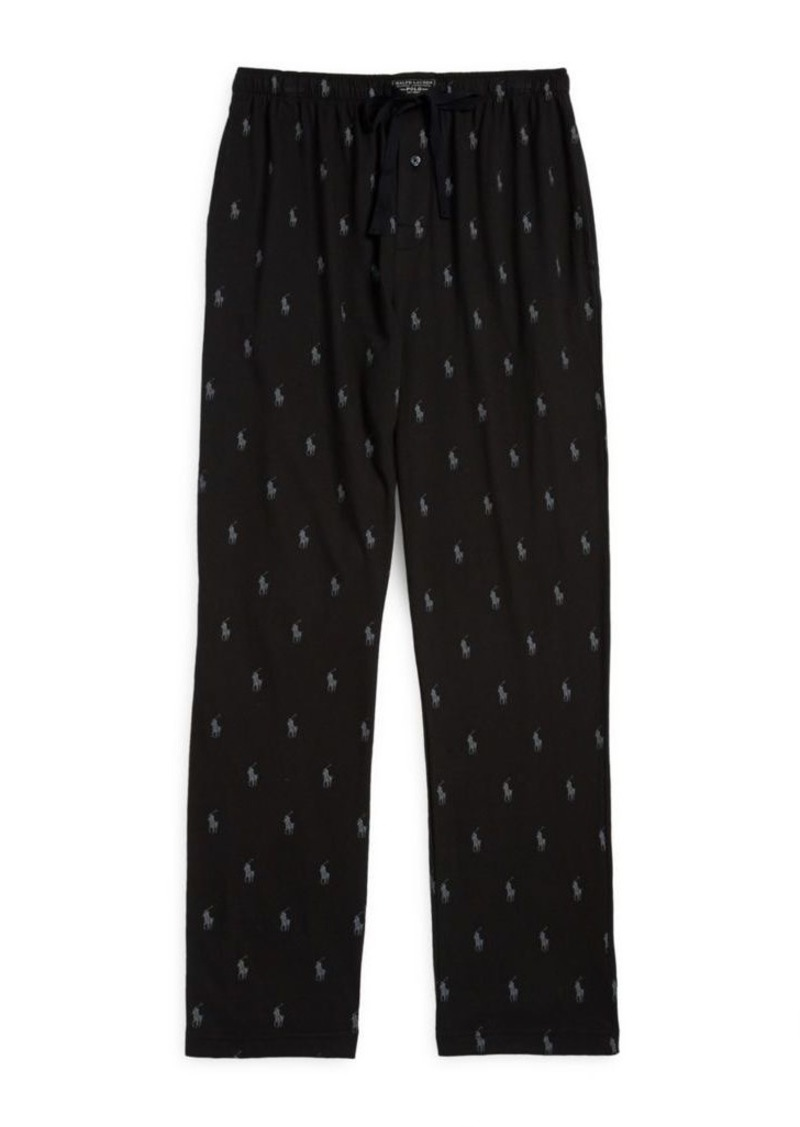 Polo Ralph Lauren Polo Player Knit Pajama Pants