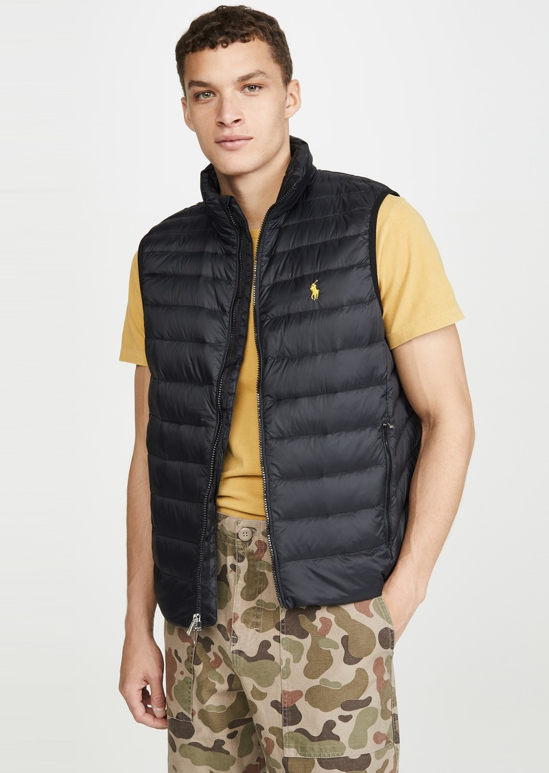 Ralph Lauren Polo Polo Ralph Lauren Packable Down Vest