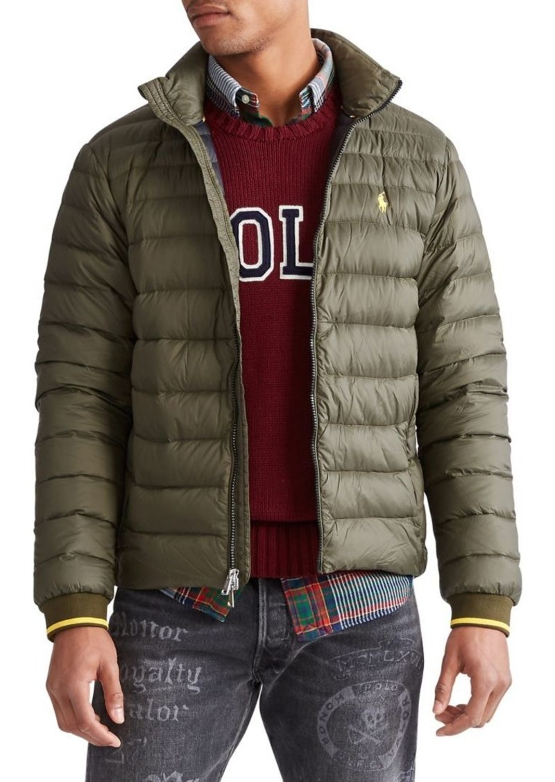 Ralph Lauren Polo Polo Ralph Lauren Packable Quilted Down Jacket
