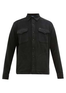 Ralph Lauren Polo Polo Ralph Lauren Patch-pocket fleece shirt