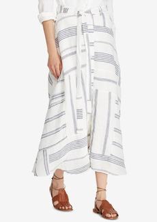 Ralph Lauren: Polo Polo Ralph Lauren Patchwork Skirt