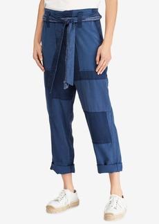 Ralph Lauren: Polo Polo Ralph Lauren Patchwork Straight-Leg Pants