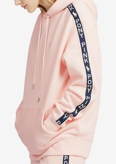 Ralph Lauren: Polo Polo Ralph Lauren Pink Pony Fleece Hoodie
