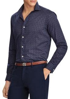 Ralph Lauren Polo Polo Ralph Lauren Plaid Poplin Classic Fit Button-Down Shirt