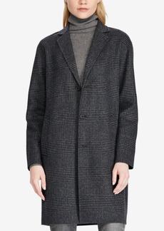 Ralph Lauren: Polo Polo Ralph Lauren Plaid Trench Coat