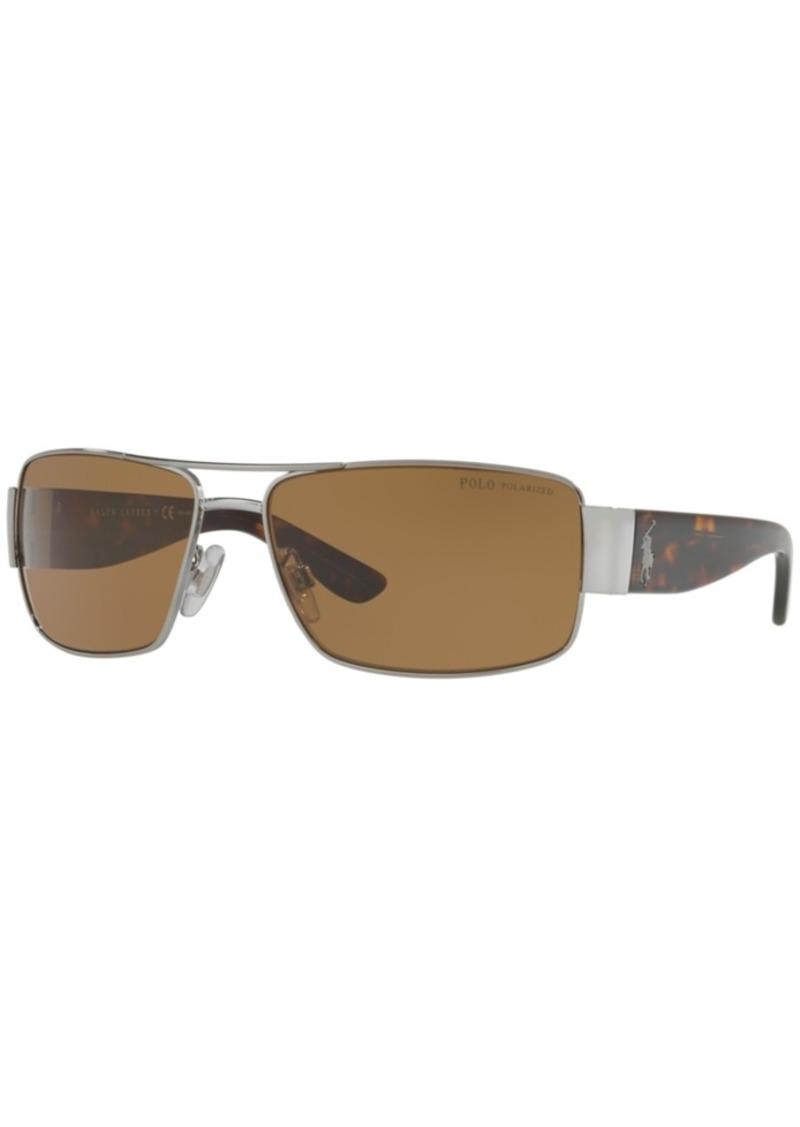 Ralph Lauren Polo Polo Ralph Lauren Polarized Polarized Sunglasses, PH3041
