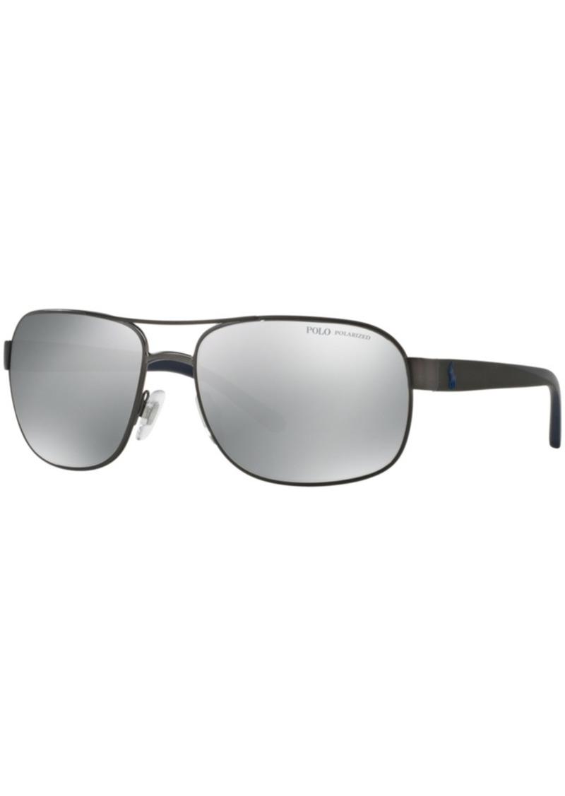 Ralph Lauren Polo Polo Ralph Lauren Polarized Polarized Sunglasses, PH3093