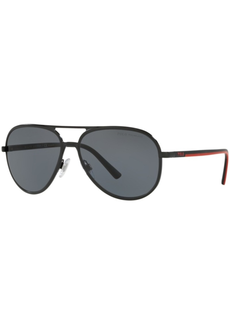 Ralph Lauren Polo Polo Ralph Lauren Polarized Sunglasses, PH3102