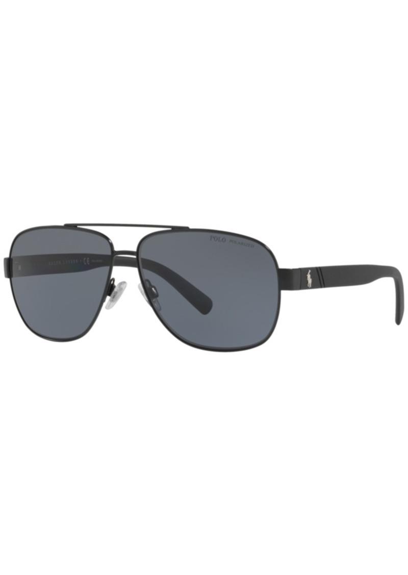 Ralph Lauren Polo Polo Ralph Lauren Polarized Polarized Sunglasses, PH3110