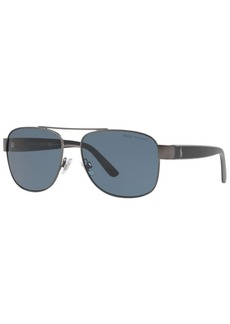Ralph Lauren Polo Polo Ralph Lauren Polarized Sunglasses, PH3122 59