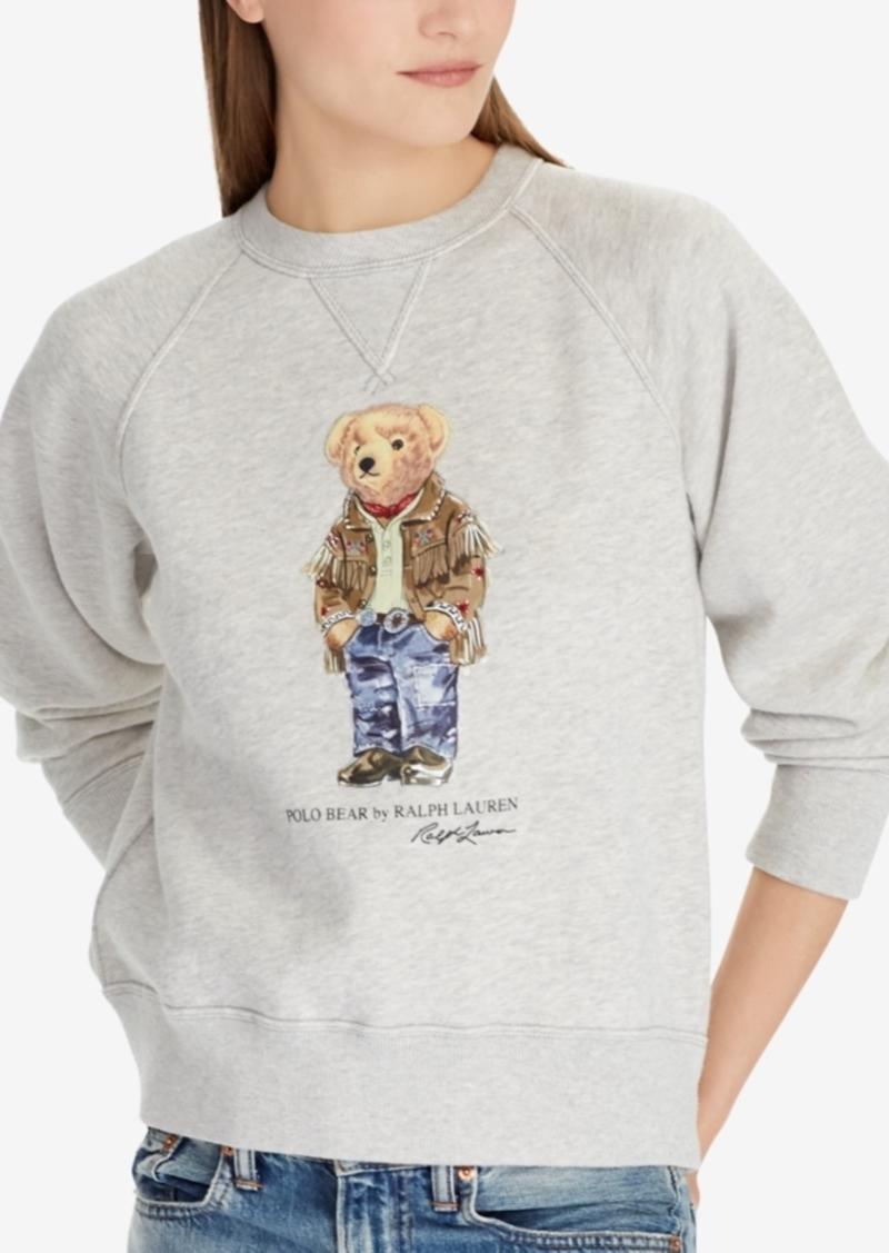 Tiefstpreis Promo-Codes neue Season Ralph Lauren: Polo Polo Ralph Lauren Polo Bear Fleece Pullover | Casual  Shirts