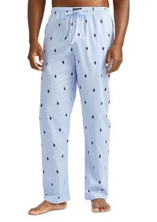 Polo Ralph Lauren Polo Bear Gingham Lounge Pants