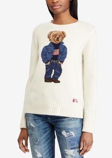 Ralph Lauren: Polo Polo Ralph Lauren Polo Bear Sweater