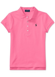 Ralph Lauren: Polo Polo Ralph Lauren Toddler Girls Polo Shirt