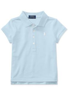 Ralph Lauren: Polo Polo Ralph Lauren Polo Little Girls Shirt