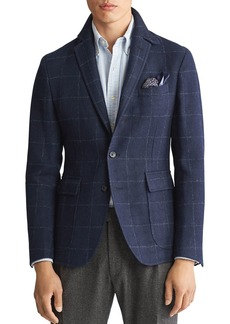 Polo Ralph Lauren Polo Soft Fit Checked Sport Coat