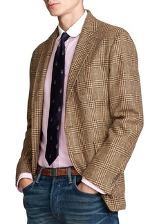 Polo Ralph Lauren Polo Soft Fit Wool Blazer