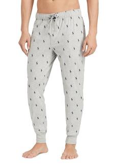 Ralph Lauren Polo Polo Ralph Lauren Pony Print Jogger Pants