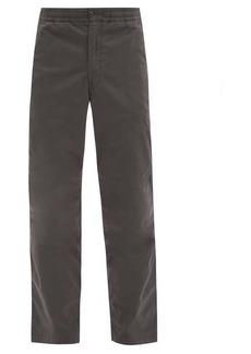 Ralph Lauren Polo Polo Ralph Lauren Prepster logo-embroidered cotton-blend trousers
