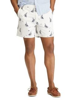 Ralph Lauren Polo Polo Ralph Lauren Prepster Sailboat Classic Fit Shorts