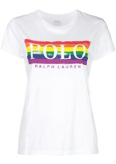 Ralph Lauren: Polo Pride Logo Graphic T-Shirt