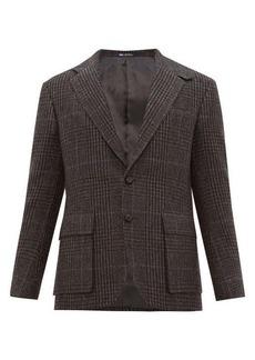 Ralph Lauren Polo Polo Ralph Lauren Prince of Wales-check wool-blend blazer