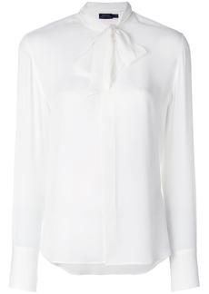 Ralph Lauren: Polo Polo Ralph Lauren pussy-bow blouse - White