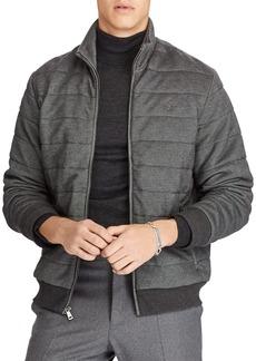 Ralph Lauren Polo Polo Ralph Lauren Quilted Mock Neck Jacket