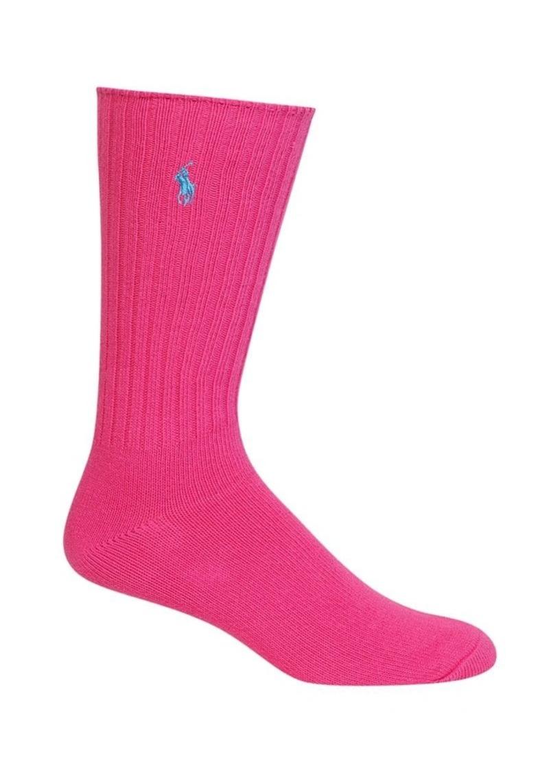 Ralph Lauren Polo Polo Ralph Lauren Ribbed Socks