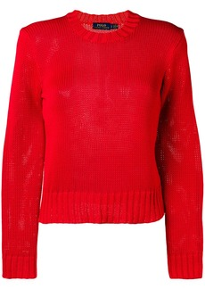 Ralph Lauren: Polo round neck cardigan