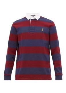 Ralph Lauren Polo Polo Ralph Lauren Rugby striped cotton polo shirt