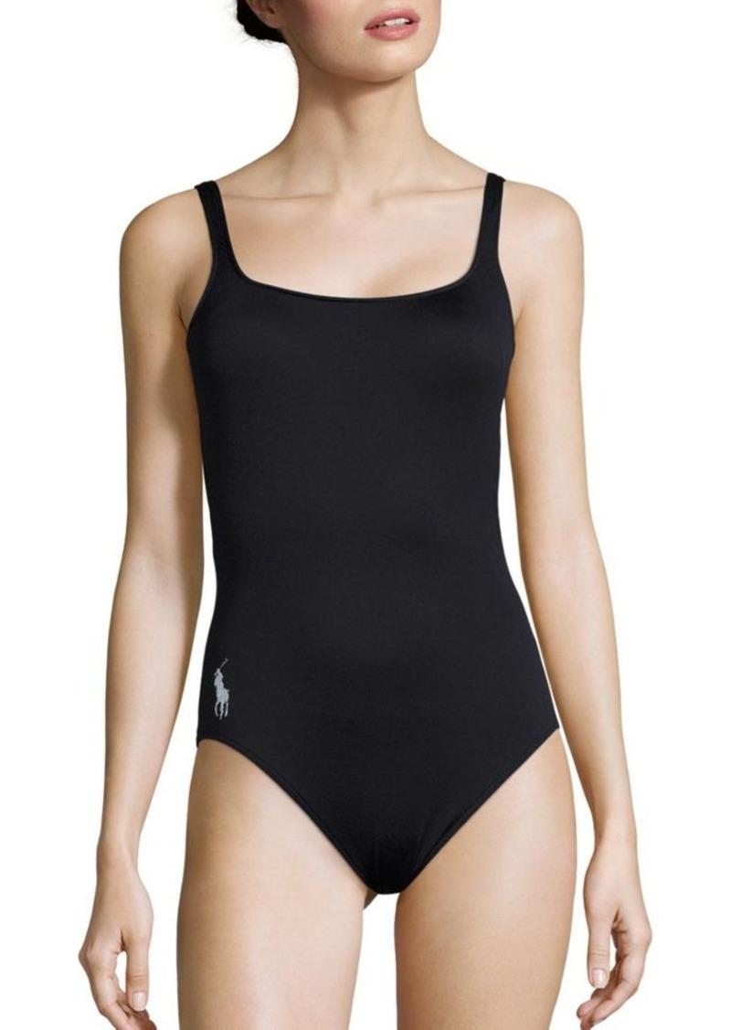 cb0c7aaab5 Ralph Lauren: Polo Polo Ralph Lauren Scoopback One Piece Swimsuit ...