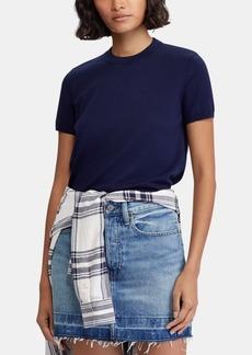 Ralph Lauren: Polo Polo Ralph Lauren Short-Sleeve Sweater