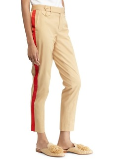 Ralph Lauren: Polo Polo Ralph Lauren Side-Stripe Stretch Twill Pants