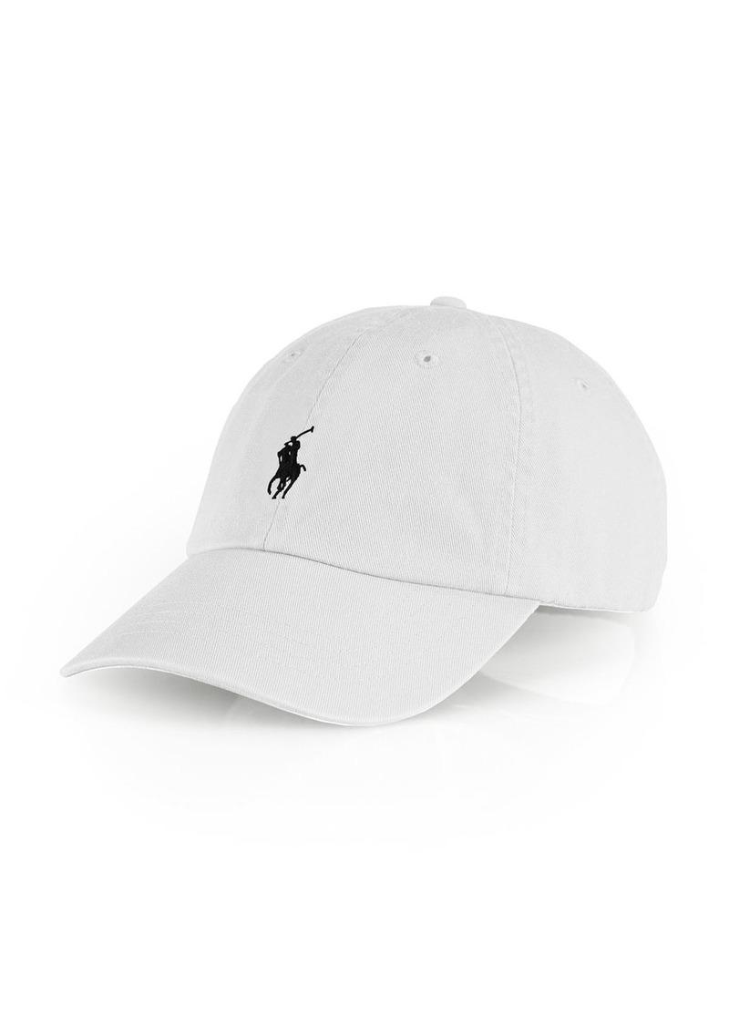 Ralph Lauren Polo Polo Ralph Lauren Signature Pony Hat