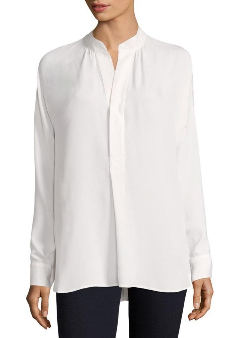 Ralph Lauren: Polo Polo Ralph Lauren Silk Georgette Tunic