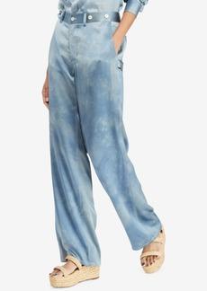 Ralph Lauren: Polo Polo Ralph Lauren Silk Wide-Leg Pants