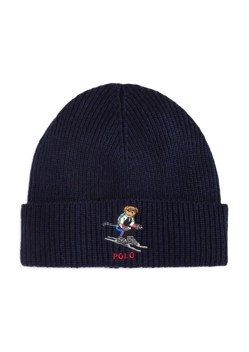 Ralph Lauren Polo Polo Ralph Lauren Ski Bear Hat