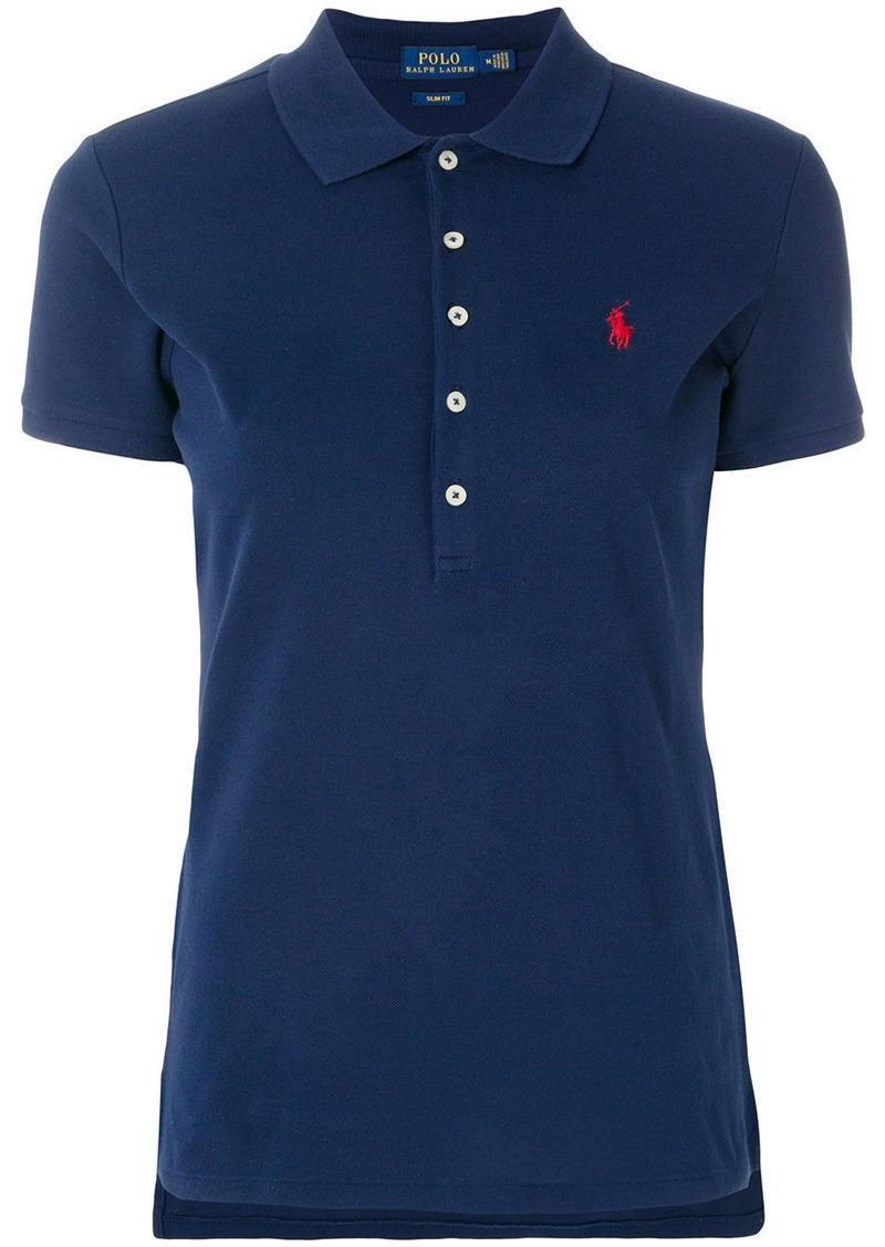 Ralph Lauren: Polo skinny stretch polo shirt